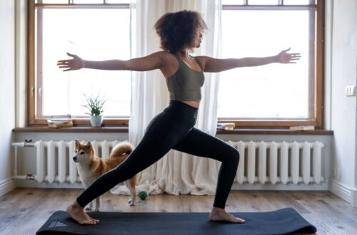 How to Practice Yoga at Home and Make it a Habit