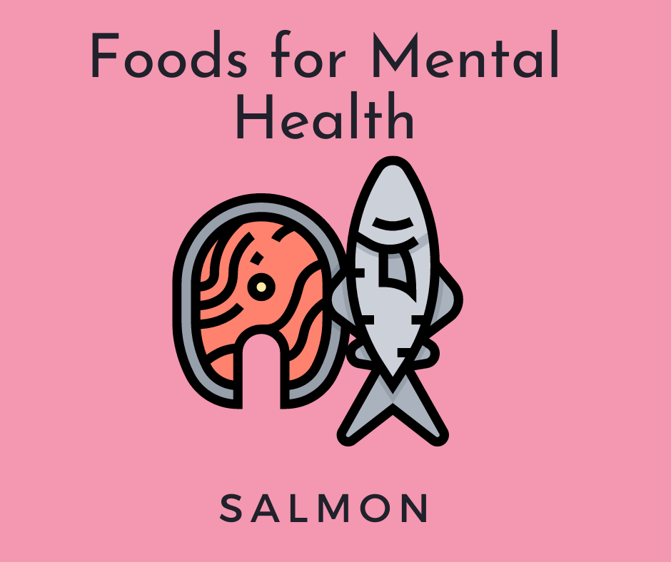5 Foods That Supplement Your Mental Health Eggs Salmon