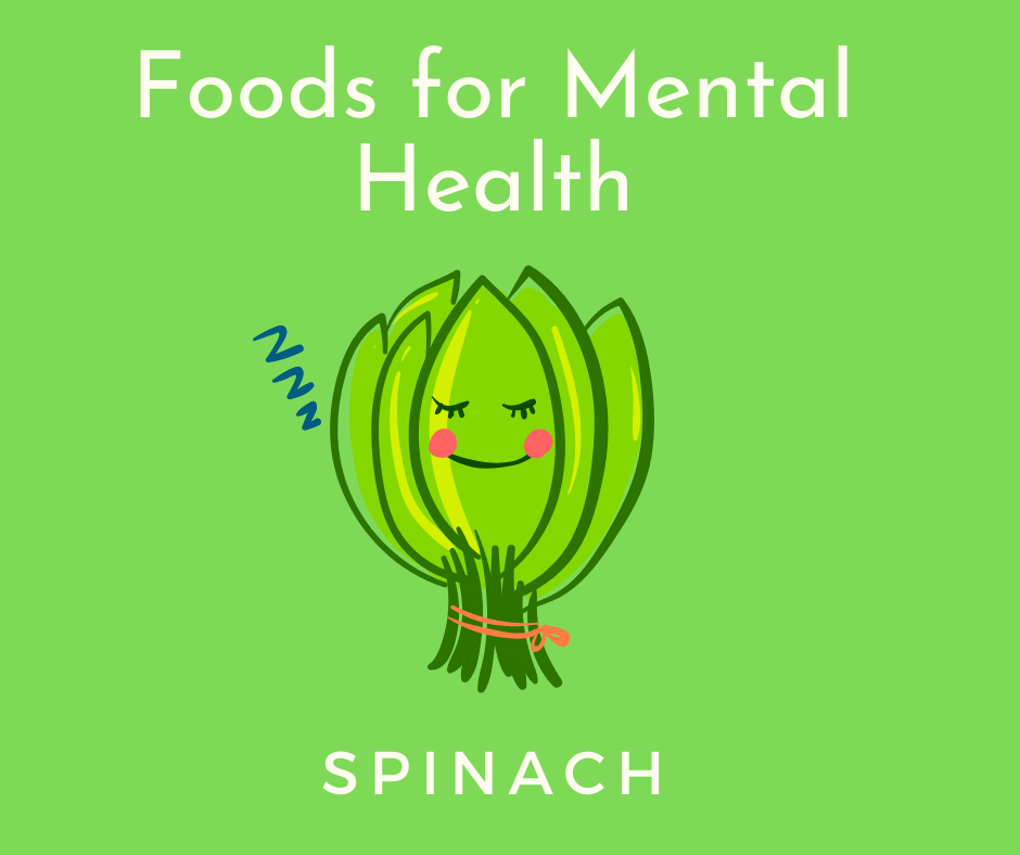 5 Foods That Supplement Your Mental Health Eggs Spinach