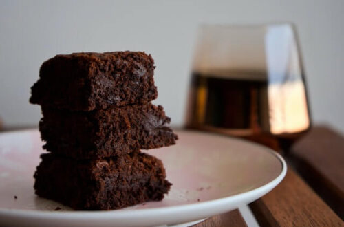 The Best Fudgy Black Bean Brownies