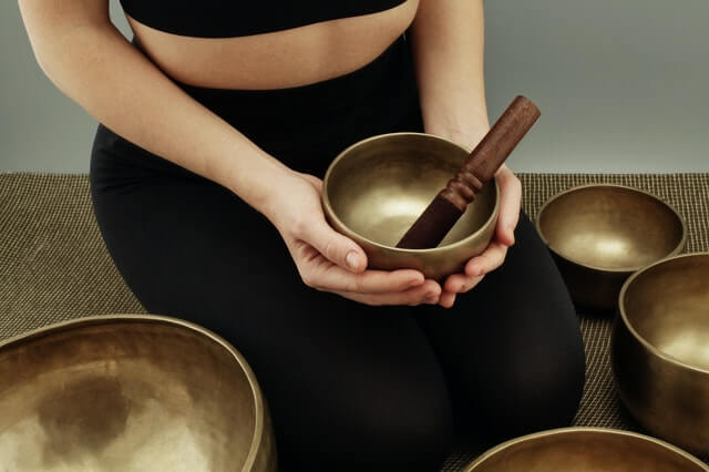 10 Ways to Elevate your Yoga Practice Now singing bowl