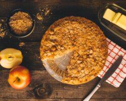 Easy Gluten-Free Apple Crumble Recipe