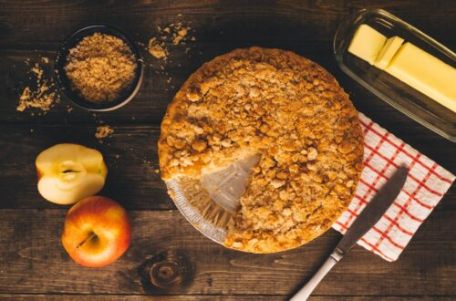 Easy Gluten-Free Apple Crumble Recipe