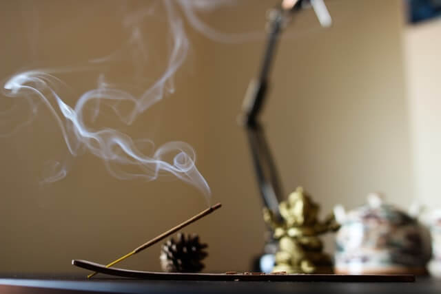 10 Ways to Elevate your Yoga Practice Now incense