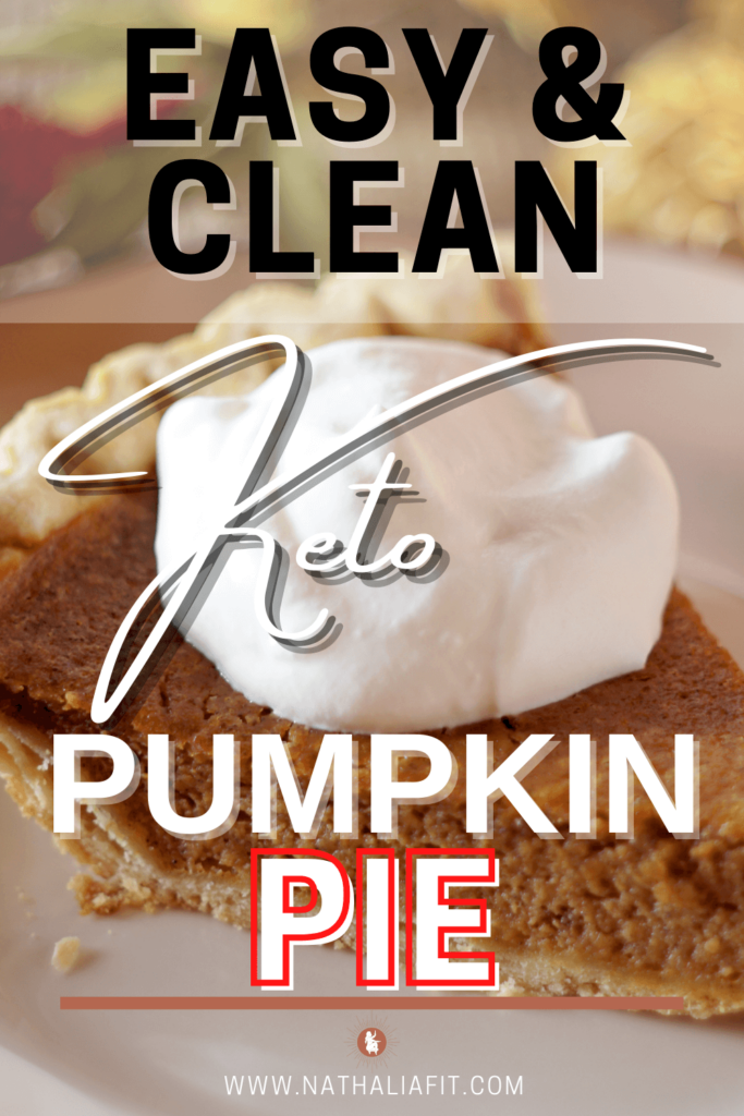 Clean Keto Pumpkin Pie Pin 11