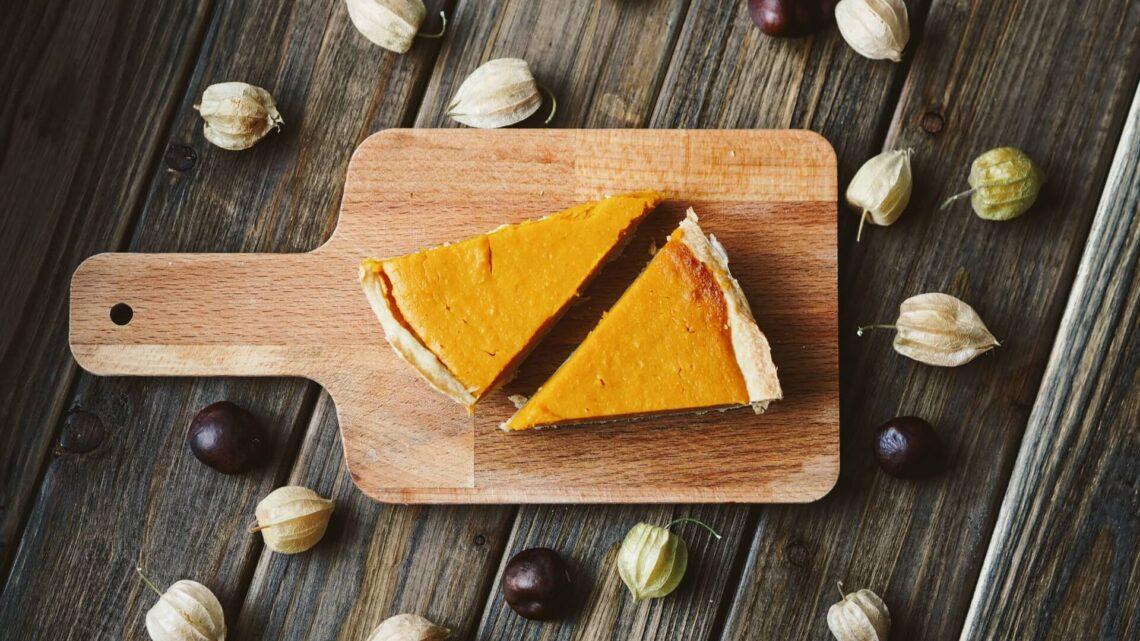 Keto Pumpkin Pie 1