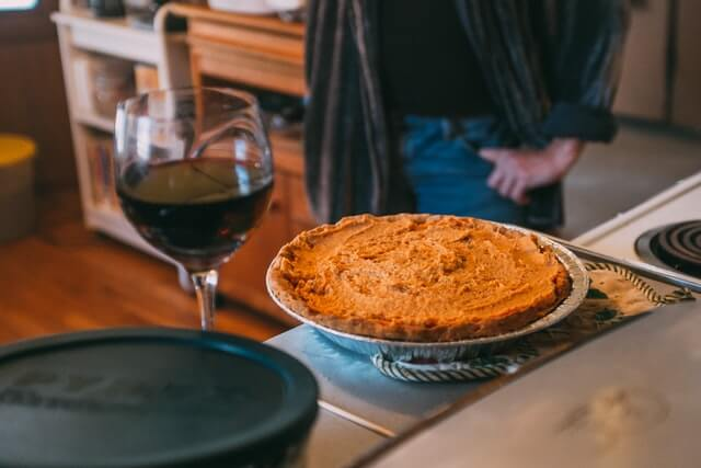 Keto Pumpkin Pie 3
