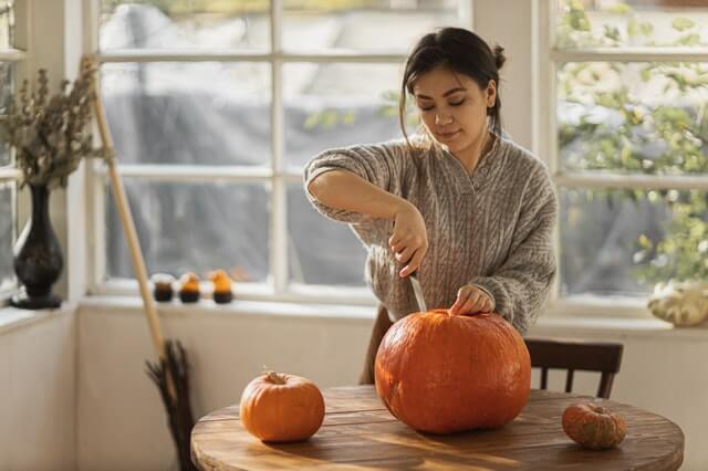 Keto Pumpkin Pie 5