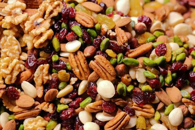 8 Foods You Can Still Enjoy in Your Healthy Lifestyle Trail Mix